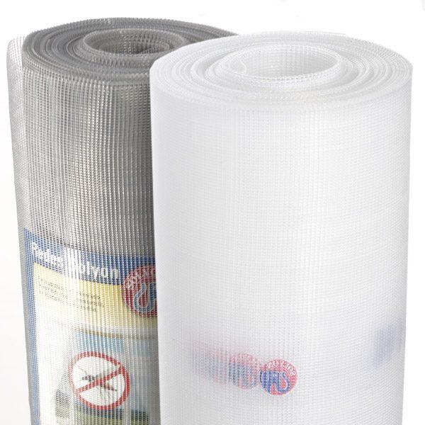 Mallas plásticas mosquiteros