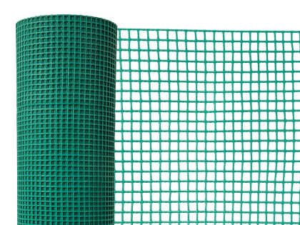 Mallas Plásticas Cerramientos 10×10 (Pesado)