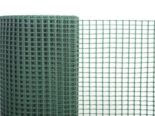 Mallas Plásticas Cerramientos 10×10 (Liviano)